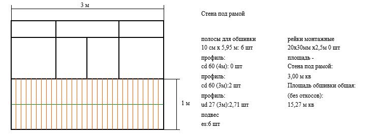 программа для отделки балкона